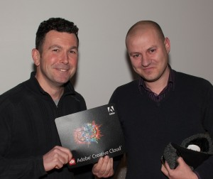 Adobe software raffle winner February 2013