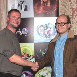 Timothy Robin Parsons won the main prize of one-year's free subscription to Adobe Creative Cloud.